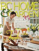 Patricia Gray Interior Design Article -BChomes and garden
